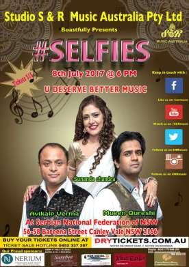 Selfies - Bollywood Night In 2017