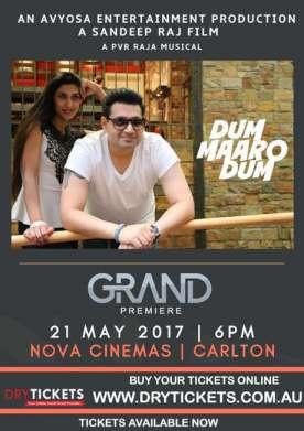 Dum Maaro Dum Movie Screening In Melbourne