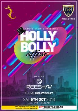 Holly Bolly Affair In Melbourne