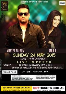 Punjabi Fusion Live in Perth