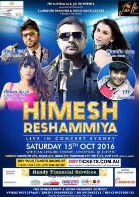 Himesh Reshammiya Live in Concert