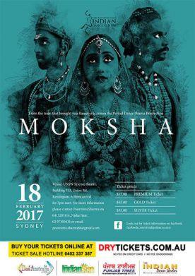 MOKSHA In Sydney 2017