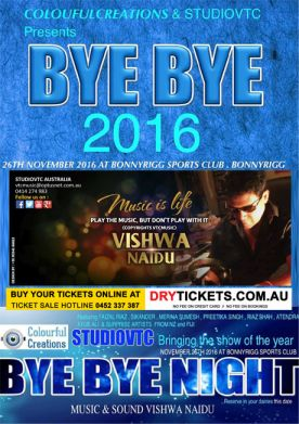 Bye Bye 2016