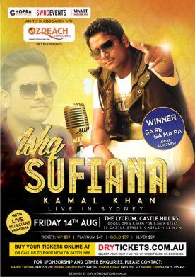 Ishq Sufiana Kamal Khan Live in Sydney