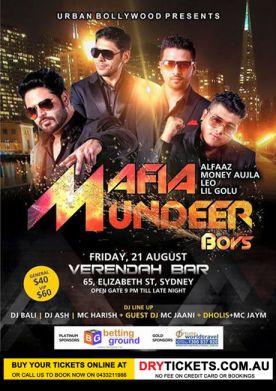 Mafia Mundeer Boys Live in Sydney