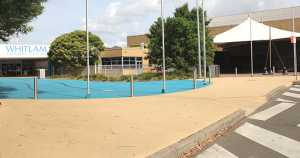 Whitlam Leisure Centre