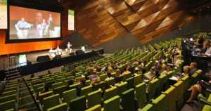 Plenary, Melbourne Convention and Exhibition Centre