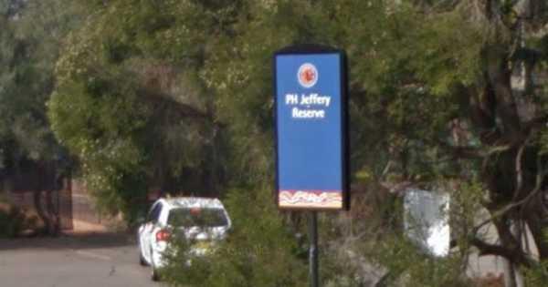 Jeffrey Reserve, NSW
