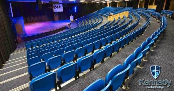 Kennedy Baptist College Auditorium, WA