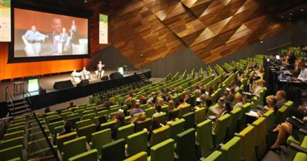 Plenary, Melbourne Convention and Exhibition Centre, VIC