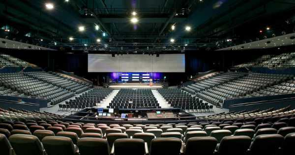 Hillsong Convention Centre, NSW