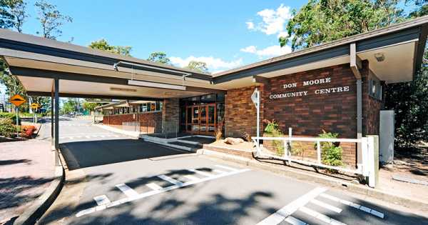 The Don Moore Community Centre, NSW