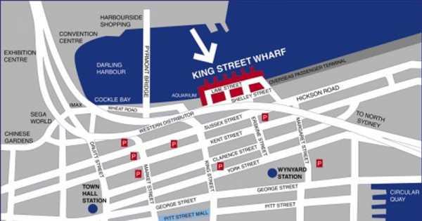 King Street Wharf 9 Darling Harbour, NSW