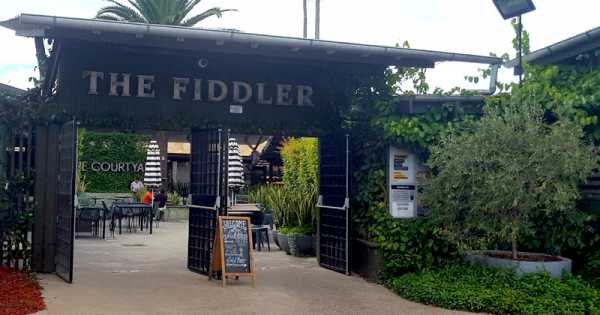 The Fiddler, NSW