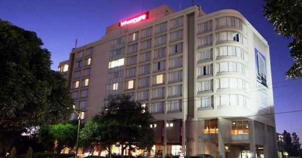 Hotel Mercure Parramatta, NSW