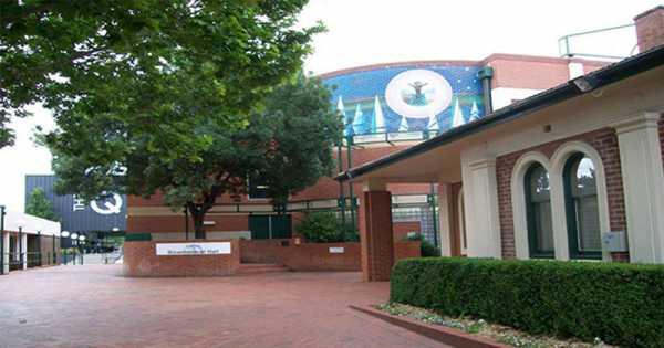 Queanbeyan Bicentennial Hall, NSW
