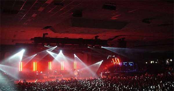 Festival Hall, VIC