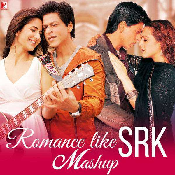 Romance Like Srk Mashup Single Songs, Music - Udit