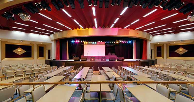 Diamond Showroom Blacktown Workers Club Concert Hall