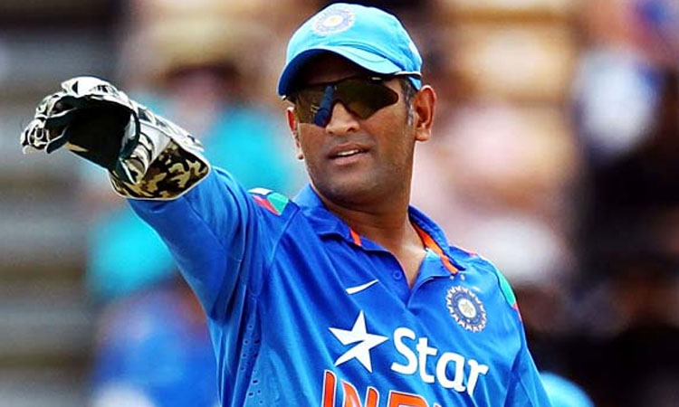 mahendra singh dhoni - indian cricket player