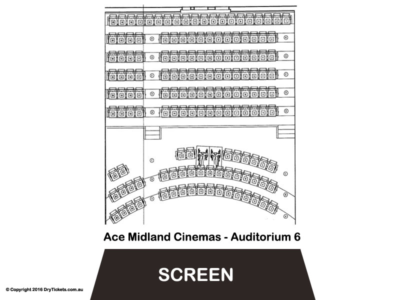 Maalik (2016) Movie - Friday 26th Aug Seating Map