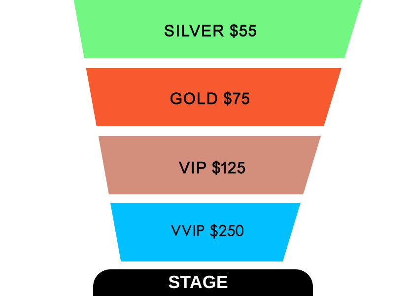 The Black Prince Tour - Satinder Sartaaj Live In Melbourne 2017 Seating Map