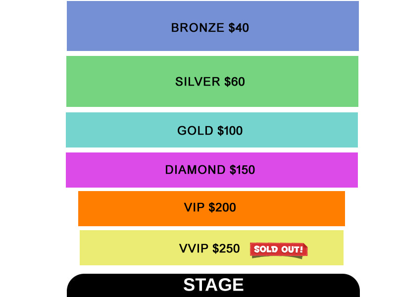Comedy Chaska - Pakistani Punjabi Stage Drama In Sydney Seating Map