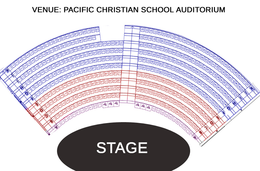 Srijani Live In Concert Sydney Seating Map