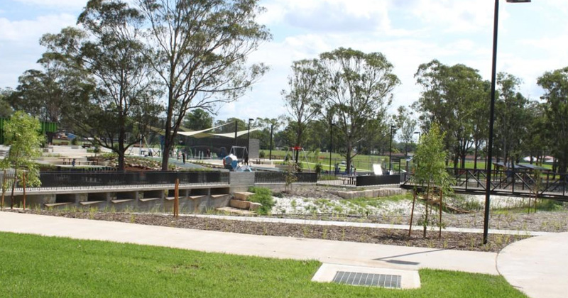 Blacktown Showground in Blacktown