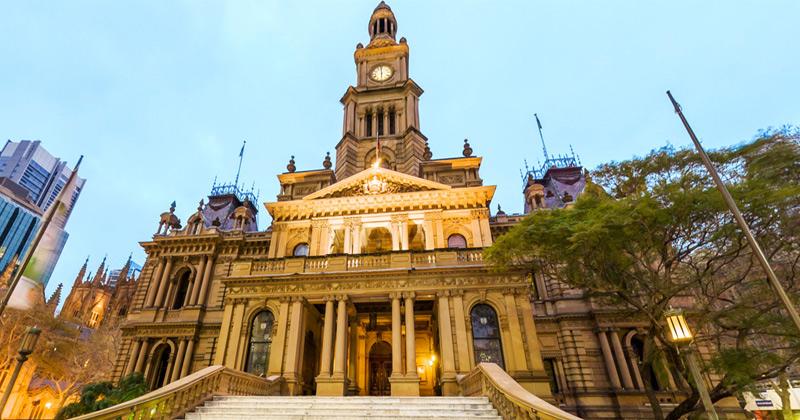 Sydney Town Hall Concert Venue Drytickets Com Au