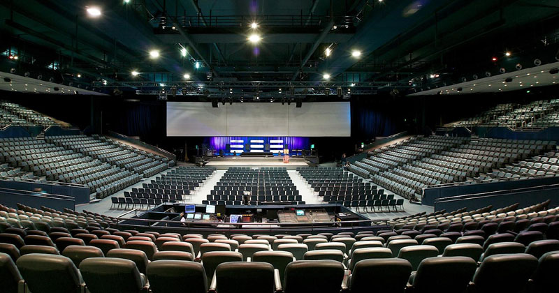 Hillsong Convention Centre in Baulkham Hills