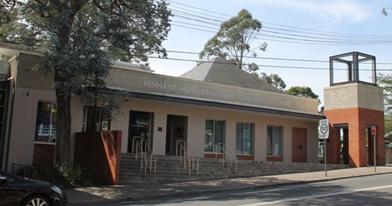 Pennant Hills Community Centre in Pennant Hills
