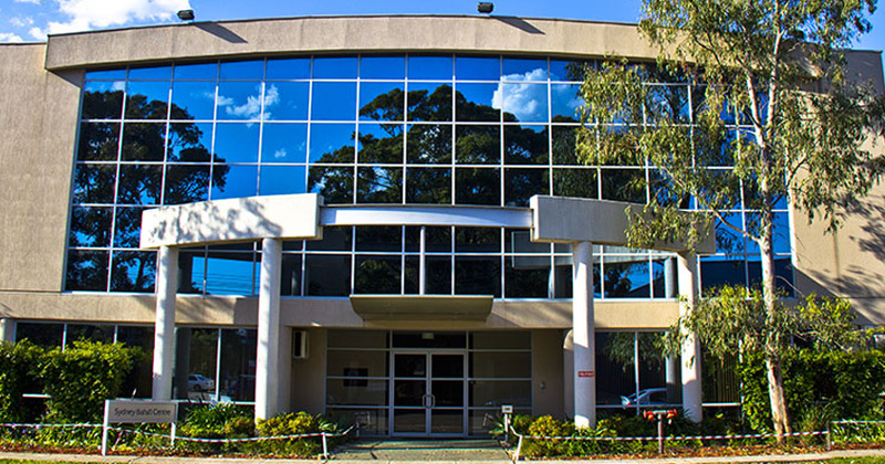 Sydney Baha'i Centre in Silverwater