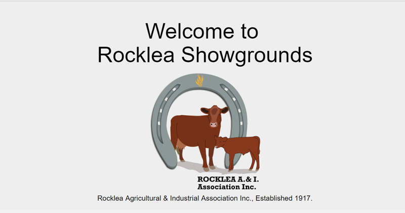 Rocklea Showgrounds in Rocklea