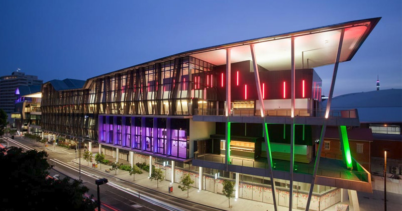 Brisbane Convention Centre in South Brisbane