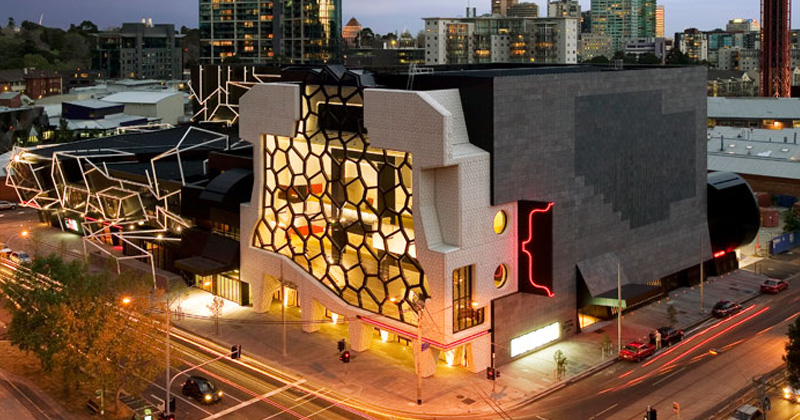 Melbourne Recital Centre in Southbank
