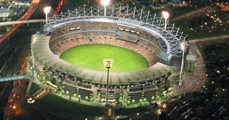 Melbourne Cricket Ground in Richmond