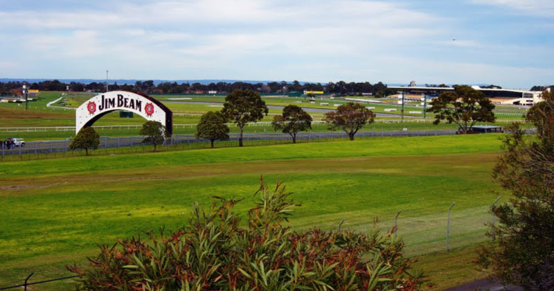 Sandown Park Racecourse in Springvale