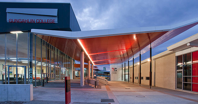 Gungahlin College Theatre in Gungahlin