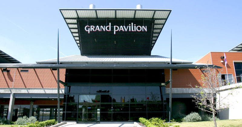 Rosehill Racecourse Grand Pavilion in Rosehill