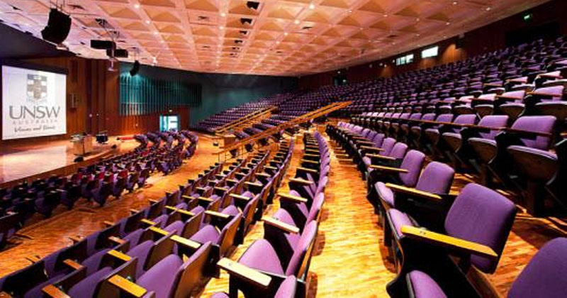 Science Theatre - UNSW Venues in Kensington