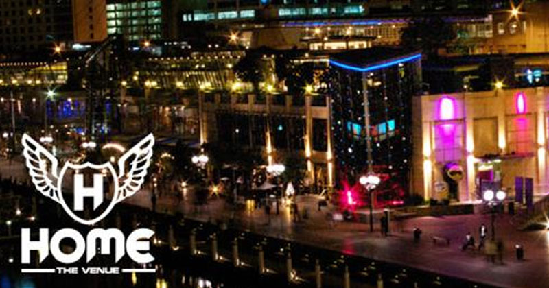 Home Nightclub in Darling Harbour