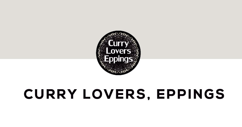 Curry Lovers Indian Restaurant in Epping