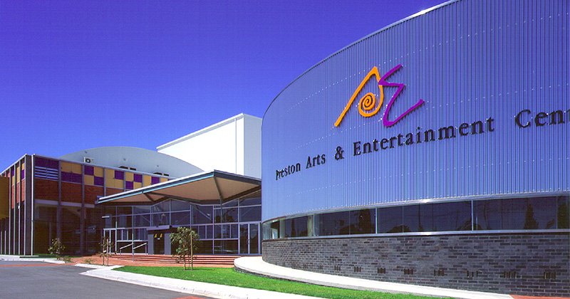 Darebin Arts & Entertainment Centre in Preston