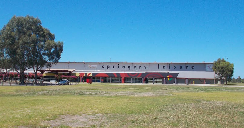 Springers Leisure Centre in Keysborough