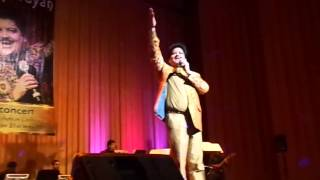 2013 Udit Narayan Performance in C3 Conference Venue, Sydney