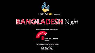 Fuad N Friends - Kona - Bangladesh Night 2015 Live In Sydney