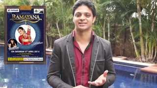 Inviting Sydney Fans by Sahil Sood | Ramayana 2014