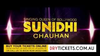 Sunidhi Chauhan Promotional Video | Live In Sydney